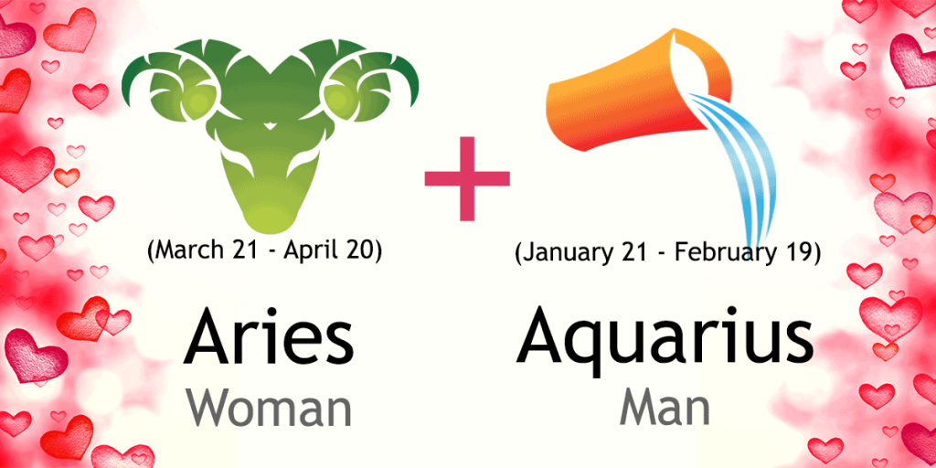 Compatibility Between Aries Woman And Pisces Man