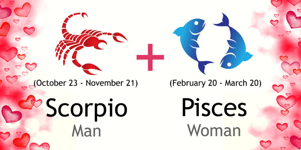 Scorpio Man And Pisces Woman Love Compatibility Ask Oracle