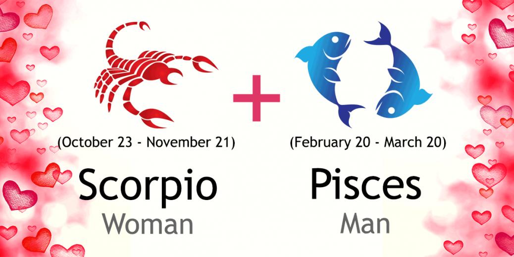 scorpio-woman-pisces-man