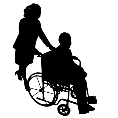 Relationship with disabled person