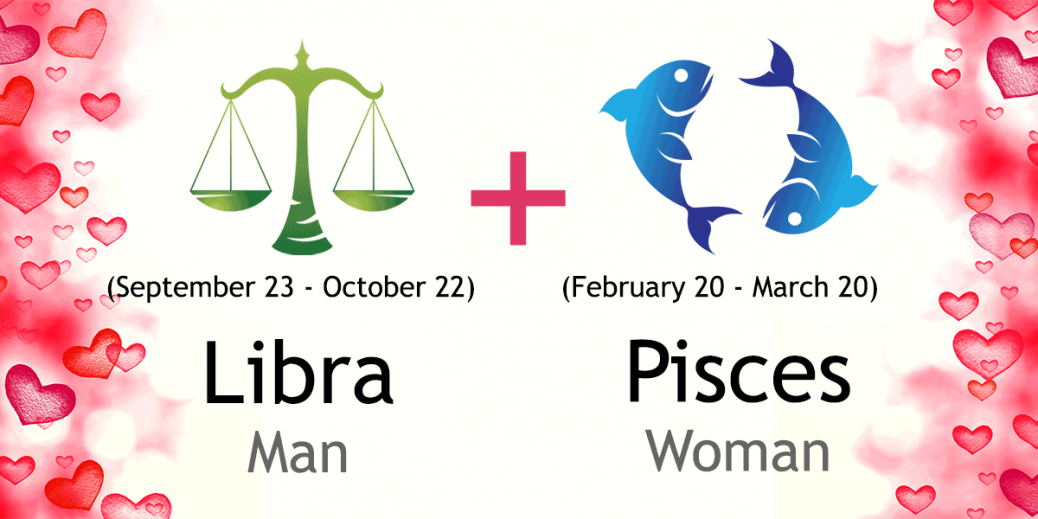 Most Compatibility Pisces Love Libra And Man Woman said They conjointly