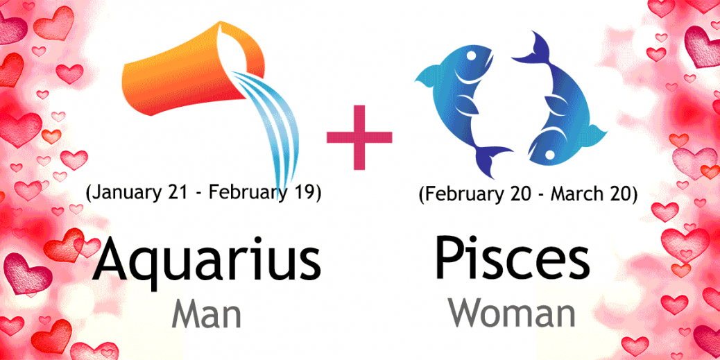 Compatibility Mid Aquarius Man And Pisces Woman