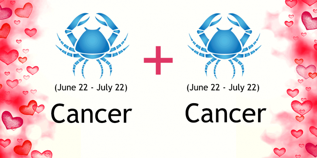 Are two cancers compatible