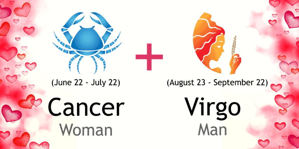 cancer man dating cancer woman