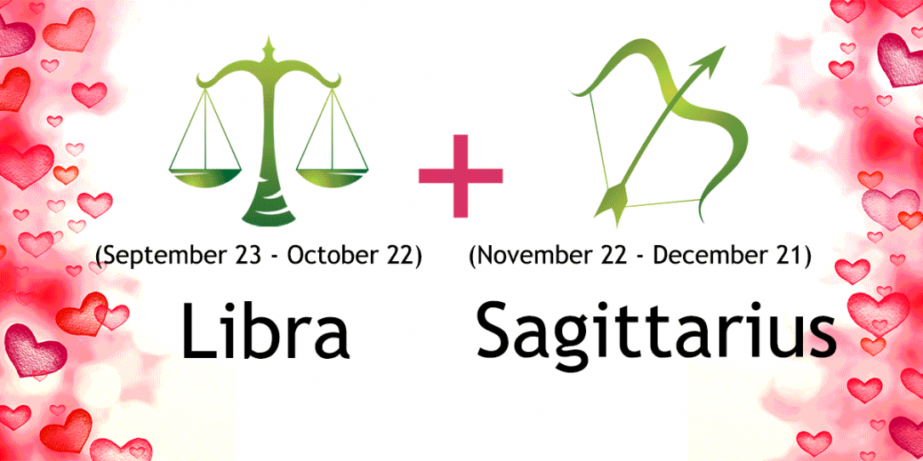 Does a libra and a sagittarius go together