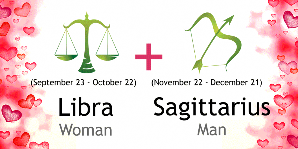 sign compatibility libra sagittarius woman