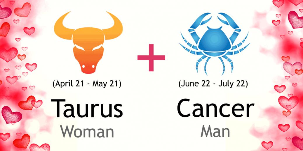 taurus-woman-cancer-man