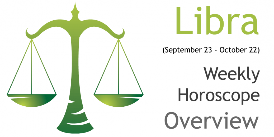 libra weekly horoscope from 23 october 2019