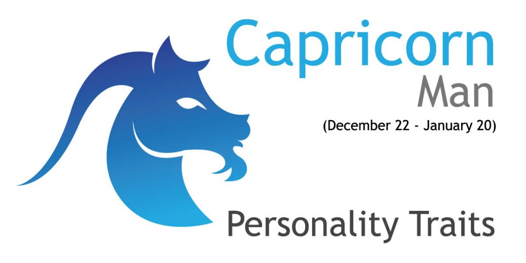 Serious is about to you know man capricorn how a 7 Signs